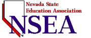 Nevada State Education Association logo