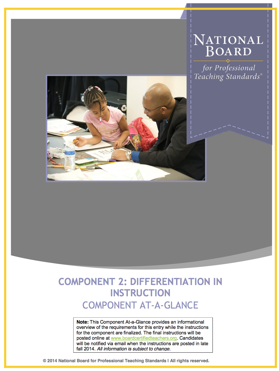 National board certification the nevada national board component 2 differentiation in instruction 1betcityfo Gallery